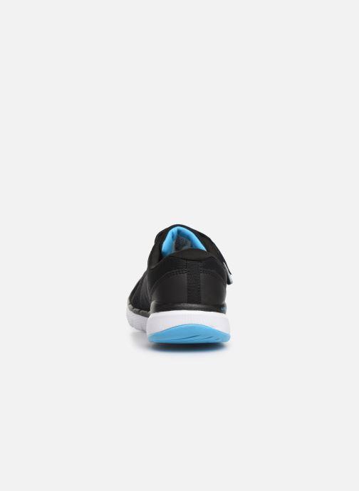 Chaussures de sport Skechers Flex Advantage 3.0 Noir vue droite