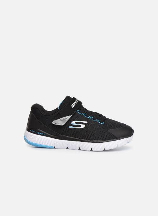 Chaussures de sport Skechers Flex Advantage 3.0 Noir vue derrière