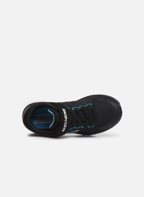 Chaussures de sport Skechers Flex Advantage 3.0 Noir vue gauche