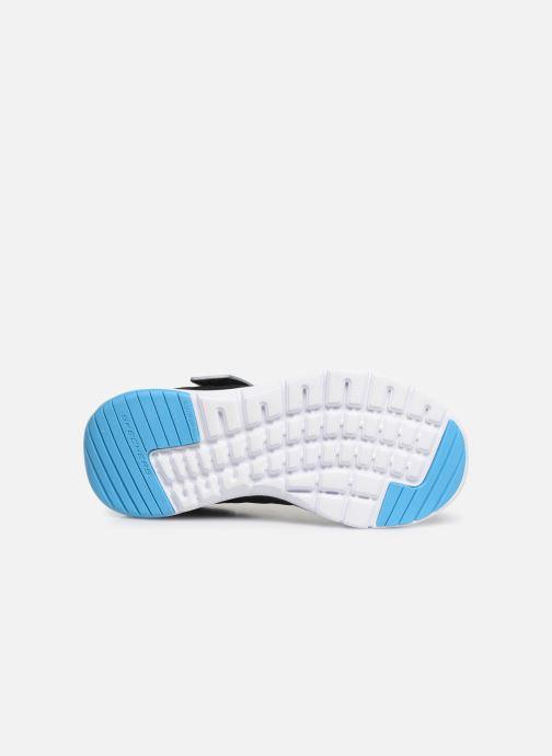 Chaussures de sport Skechers Flex Advantage 3.0 Noir vue haut