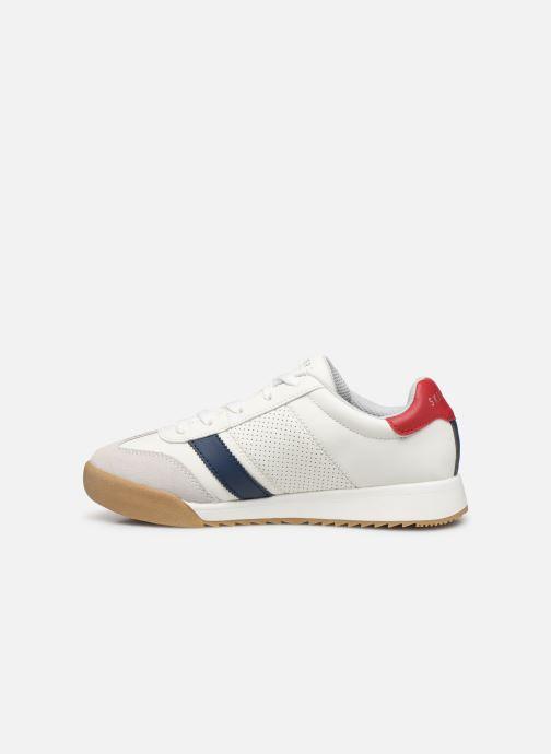 Sneaker Skechers Zingers K weiß ansicht von vorne