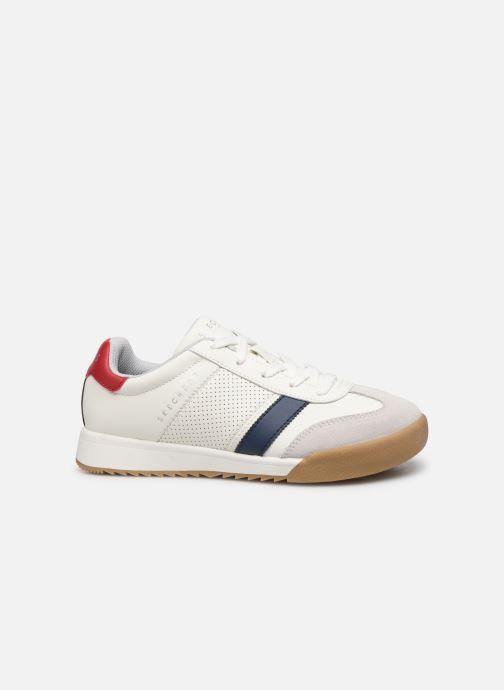 Sneaker Skechers Zingers K weiß ansicht von hinten