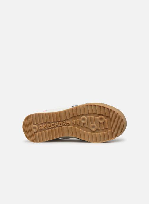 Sneaker Skechers Zingers K weiß ansicht von oben