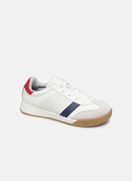 Sneaker Skechers Zingers K weiß detaillierte ansicht/modell