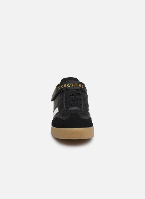 Sneakers Skechers Zinger Retrostrike Sort se skoene på