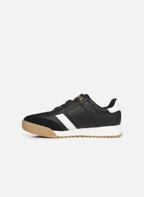 Baskets Skechers Zinger Retrostrike Noir vue face