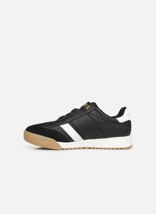 Sneakers Skechers Zinger Retrostrike Nero immagine frontale