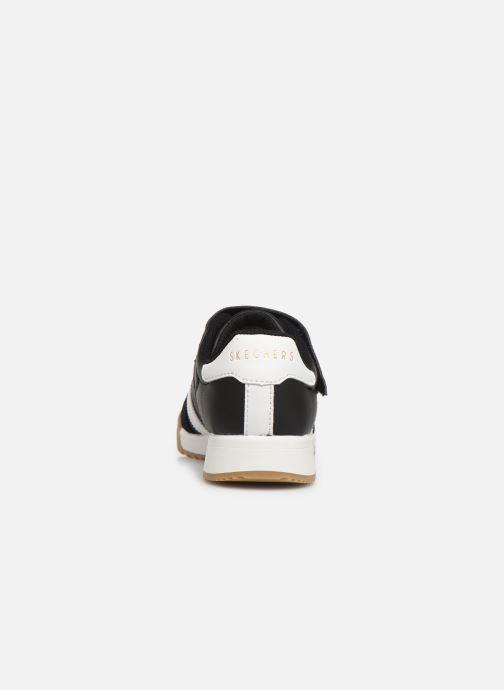 Sneakers Skechers Zinger Retrostrike Sort Se fra højre
