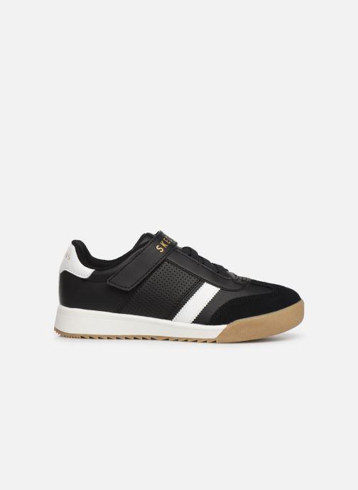 Sneakers Skechers Zinger Retrostrike Sort se bagfra
