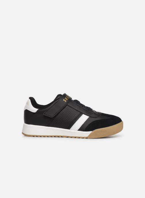 Sneakers Skechers Zinger Retrostrike Nero immagine posteriore