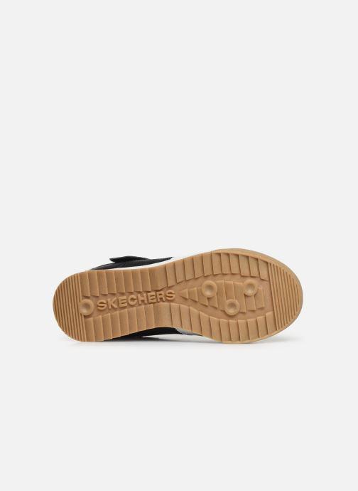 Sneakers Skechers Zinger Retrostrike Nero immagine dall'alto