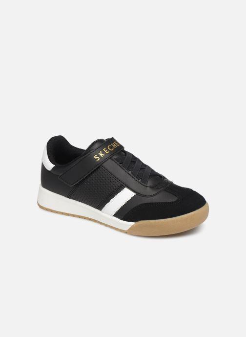 Sneakers Skechers Zinger Retrostrike Sort detaljeret billede af skoene