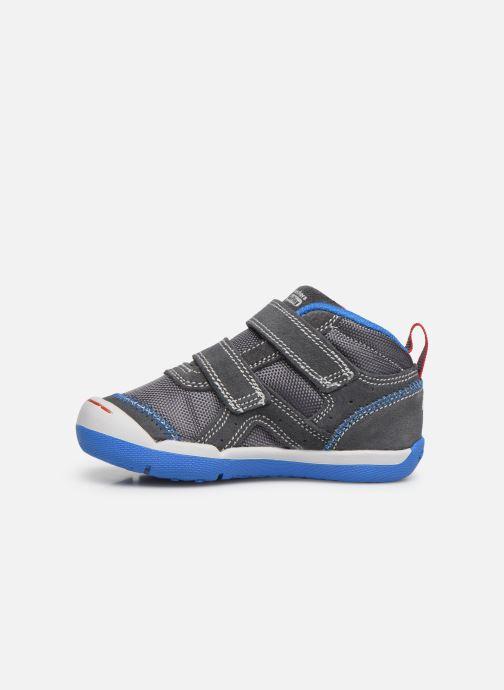 Sneaker Skechers Flex Play grau ansicht von vorne