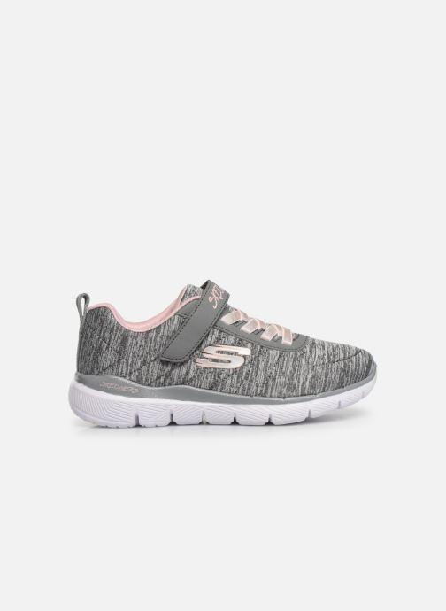 Chaussures de sport Skechers Skech Appeal 3.0 Gris vue derrière