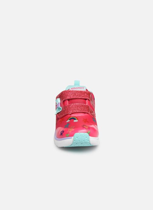 Sneakers Skechers Jump Lites Roze model