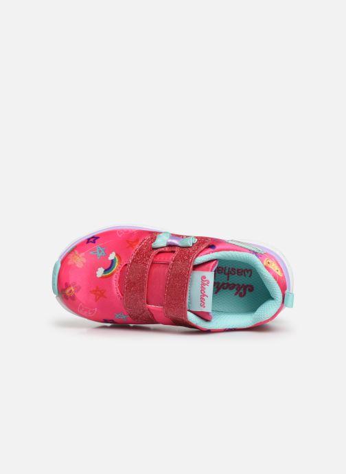 Sneakers Skechers Jump Lites Roze links
