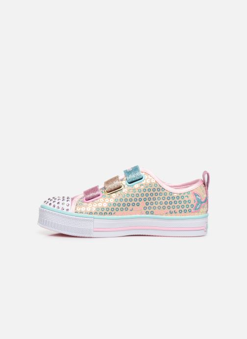 Sneakers Skechers Twinkle Lite Mermaid Magic Multi se forfra