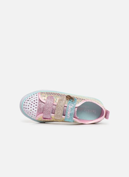 Sneakers Skechers Twinkle Lite Mermaid Magic Multi se fra venstre