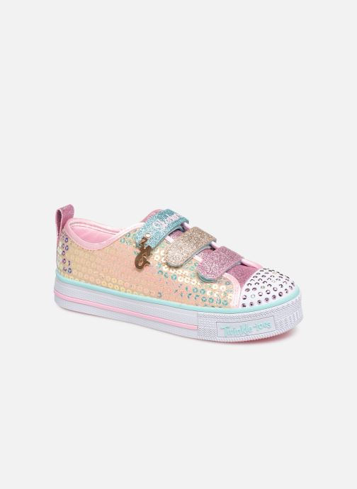 Sneakers Skechers Twinkle Lite Mermaid Magic Multi detaljeret billede af skoene