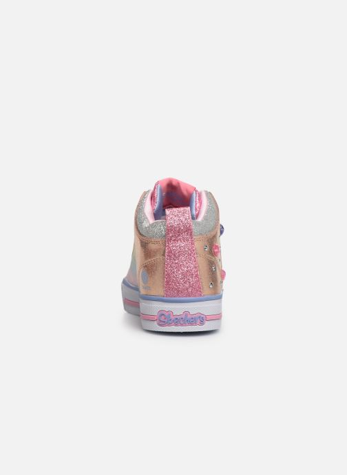Sneakers Skechers Twinkle Lite Sparkle Gem Multicolor rechts