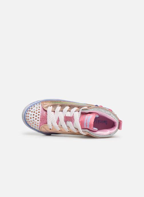 Sneakers Skechers Twinkle Lite Sparkle Gem Multicolor links