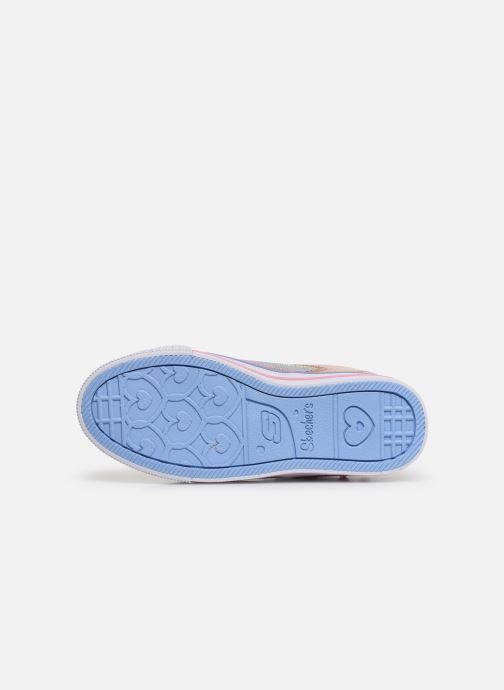 Sneakers Skechers Twinkle Lite Sparkle Gem Multicolor boven