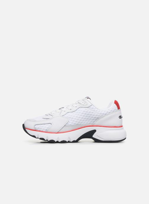 Sneakers Champion Cwa-1 Mesh/Leather M Bianco immagine frontale