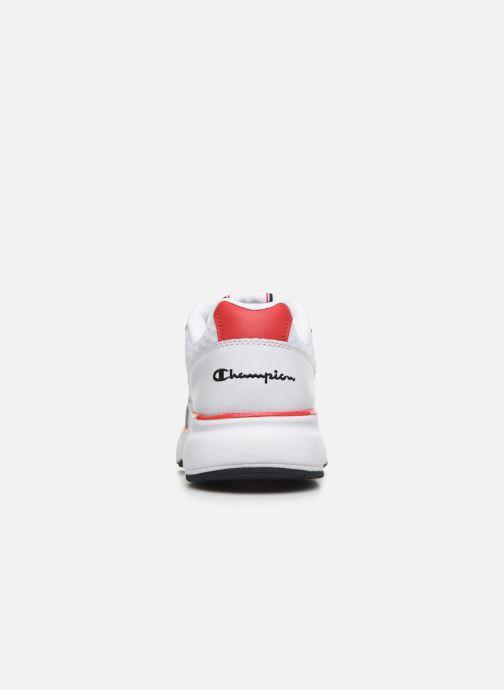 Sneakers Champion Cwa-1 Mesh/Leather M Bianco immagine destra