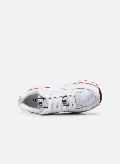 Sneakers Champion Cwa-1 Mesh/Leather M Bianco immagine sinistra