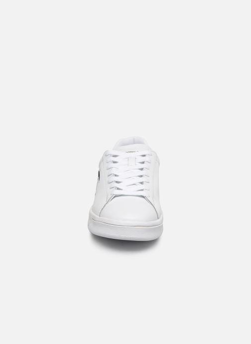 Sneaker Champion M979 Low weiß schuhe getragen
