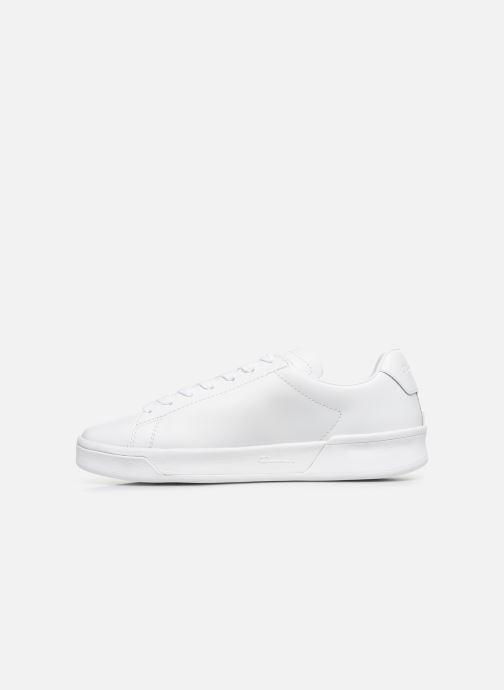 Sneaker Champion M979 Low weiß ansicht von vorne