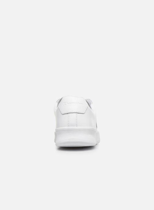 Sneaker Champion M979 Low weiß ansicht von rechts