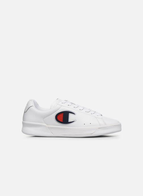 Sneaker Champion M979 Low weiß ansicht von hinten