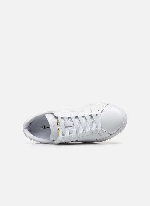 Sneaker Champion M979 Low weiß ansicht von links