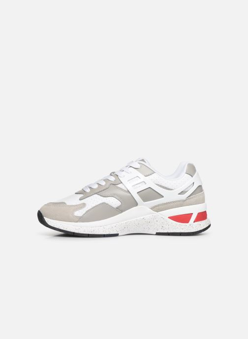 Sneakers Champion Pro Leather Bianco immagine frontale