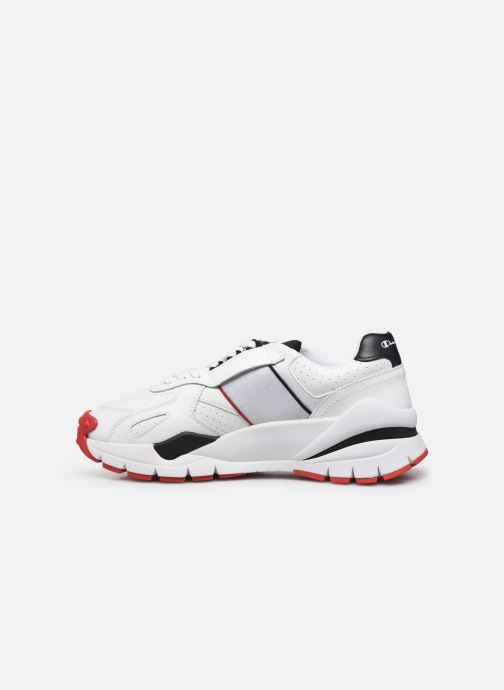 Sneakers Champion Honor Leather M Bianco immagine frontale