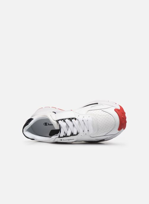 Sneakers Champion Honor Leather M Bianco immagine sinistra