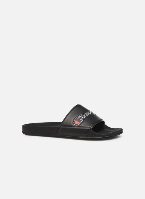 Sandales et nu-pieds Champion M-Evo Script M Noir vue derrière