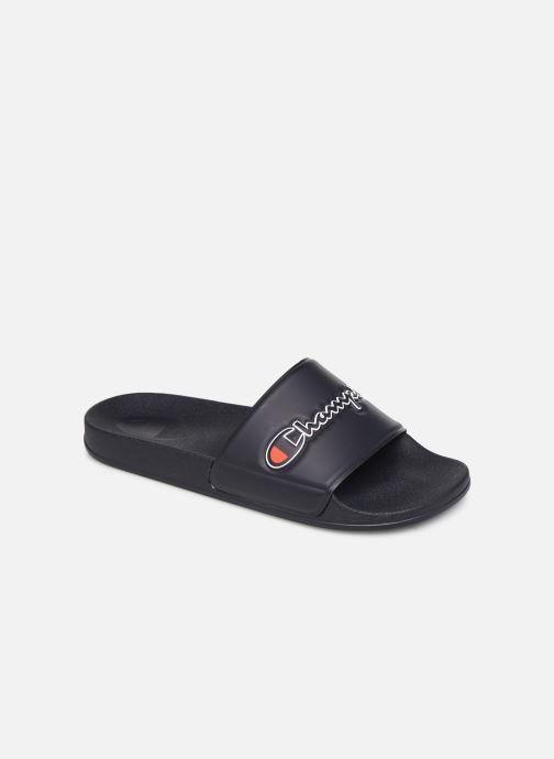 Sandales et nu-pieds Champion M-Evo Script M Bleu vue détail/paire