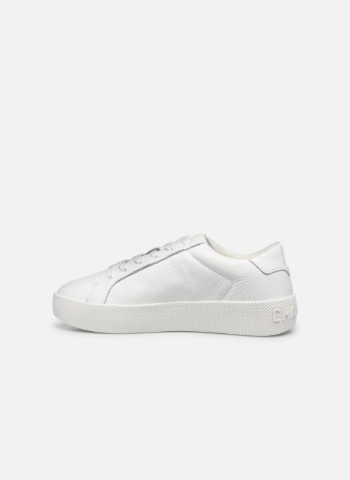 Trainers Champion Era Leather White front view