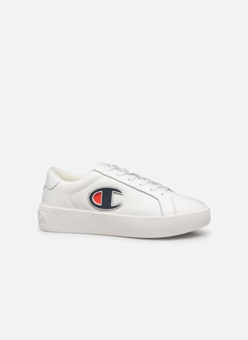Trainers Champion Era Leather White back view