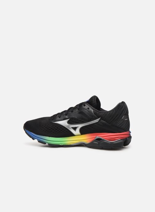 Chaussures de sport Mizuno Wave Rider 23 Noir vue face