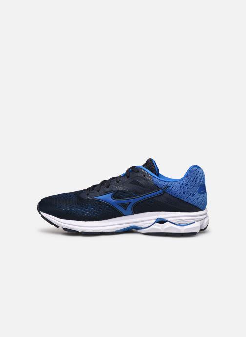 Chaussures de sport Mizuno Wave Rider 23 Bleu vue face
