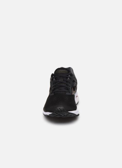 Chaussures de sport Mizuno Wave Rider 23 Noir vue portées chaussures