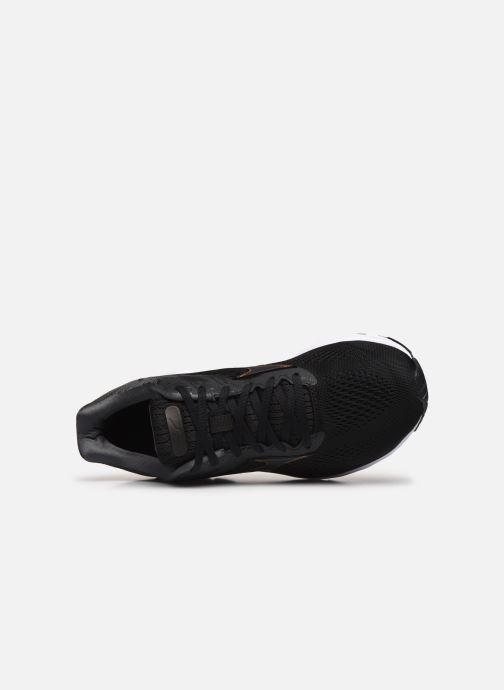 Chaussures de sport Mizuno Wave Rider 23 Noir vue gauche