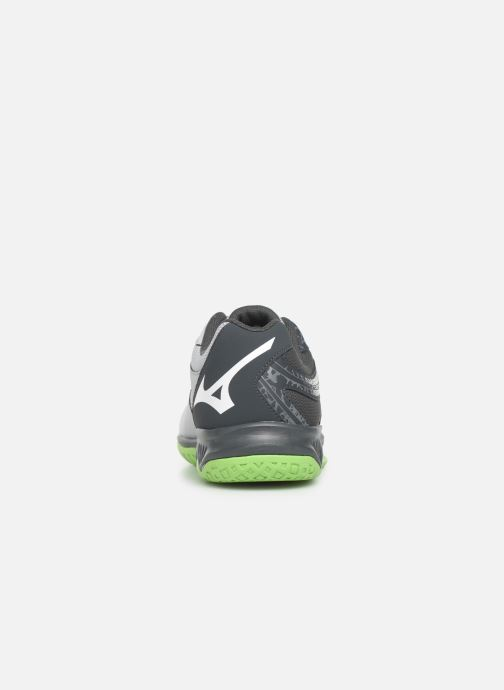 Chaussures de sport Mizuno Thunder Blade 2 Gris vue droite