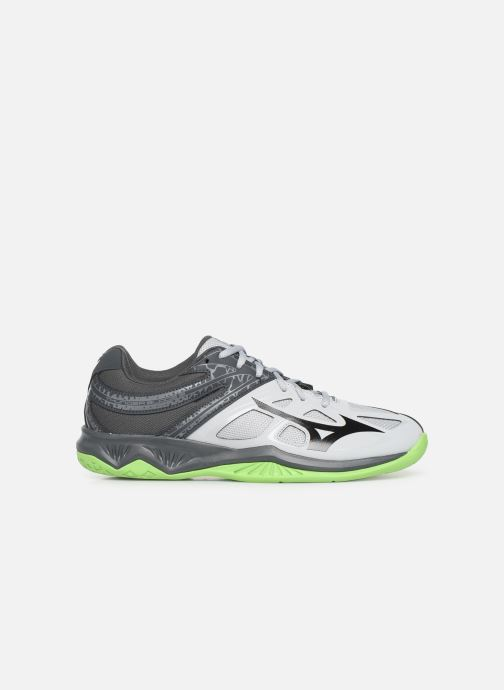 Chaussures de sport Mizuno Thunder Blade 2 Gris vue derrière