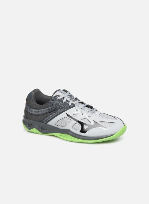 Chaussures de sport Mizuno Thunder Blade 2 Gris vue détail/paire