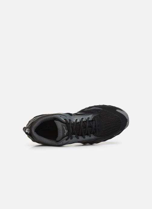 Chaussures de sport Mizuno Wave Ibuki 2 GTX Noir vue gauche