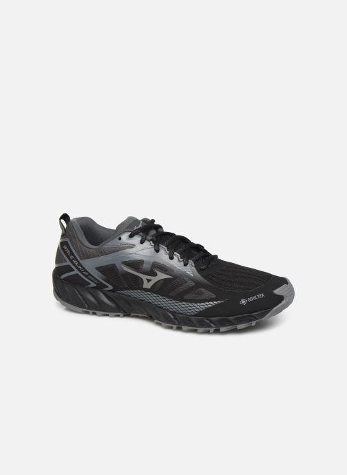 Chaussures de sport Mizuno Wave Ibuki 2 GTX Noir vue détail/paire